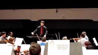 Egmont Overture, Op. 84 -Leonardo Carvajal