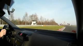 Octavia 2 combi, 1,6MPI, autodrom Most 2016