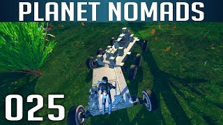 PLANET NOMADS [025] [Auto mit Anhänger] [S02] Let's Play Gameplay Deutsch German thumbnail