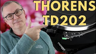 Thorens TD202 Turntable Review