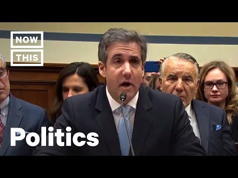 Trump Lied About Russia Project During 2016 Election, Cohen Says | NowThis