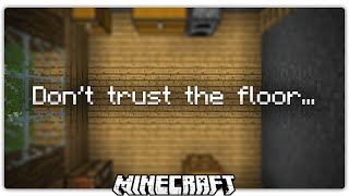 Whatever You Do, Don\x27t Trust The Floor... (Minecraft)