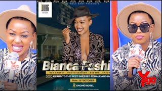 Bianca Akoze agashya,niwe wenyine ubikoze,ageze kuri za mpanga turaseka🤣Arahatwitse,ahuje abastar