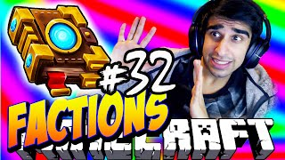 'TREASURE DIARY!' - Minecraft FACTIONS #32 - Treasure Wars S2