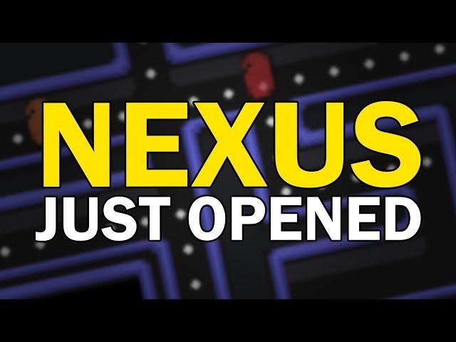 NEXUS JUST OPENED - Retro Nexus