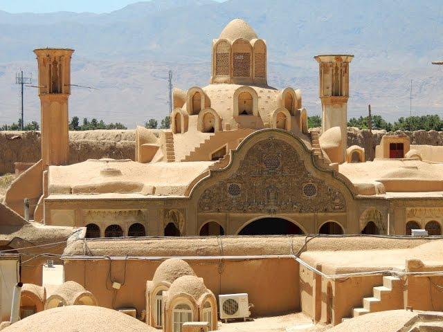 Visita a Kashan, posiblemente la ciudad más antigua del mundo, en Irán