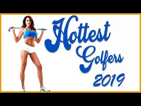 Top 10 HOTTEST Female Golfers 2019