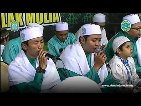 Qosidah Huwannur & Ya Syaikhona [Versi Indonesia] ♦ Majlis RIYADLUL JANNAH
