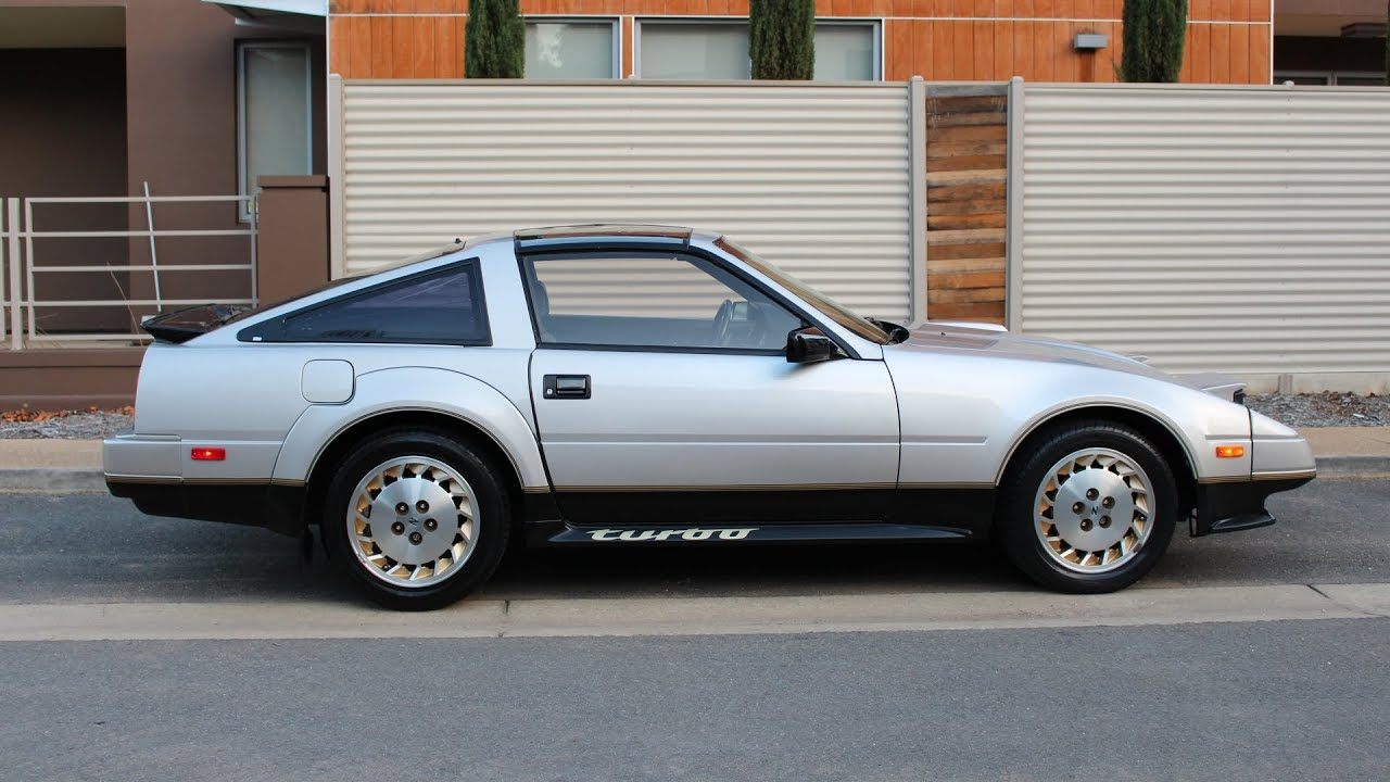 new car 1984 datsun nissan z31 300zx turbo 50th anniversary edition youtube. Black Bedroom Furniture Sets. Home Design Ideas