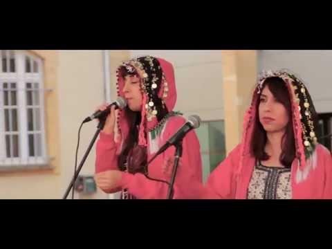 "A-WA "" Shamak Zabrd Radai "" concert sauvage @Nancy Jazz Pulsations"