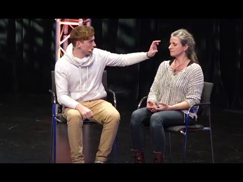 Schmerzen mittels Hypnose lindern aus Gabriel Palacios' Vortrag