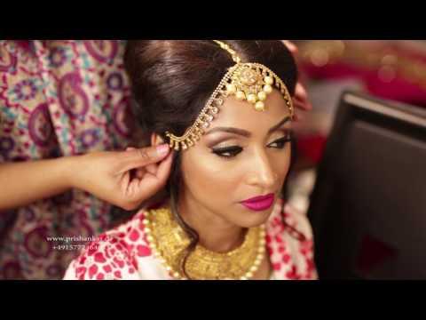 Tamil wedding makeup video Tamil mua Hindu bride