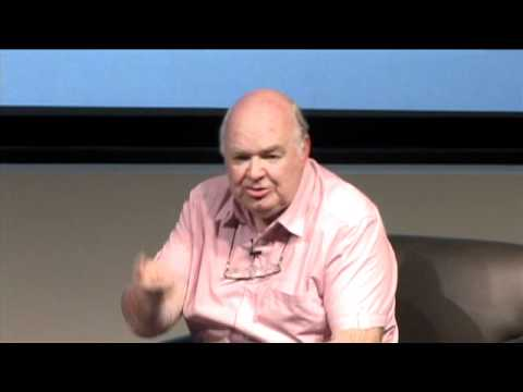 Who Created God? John Lennox at The Veritas Forum at UCLA
