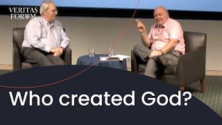Who Created God? John Lennox at The Veritas Forum at UCLA