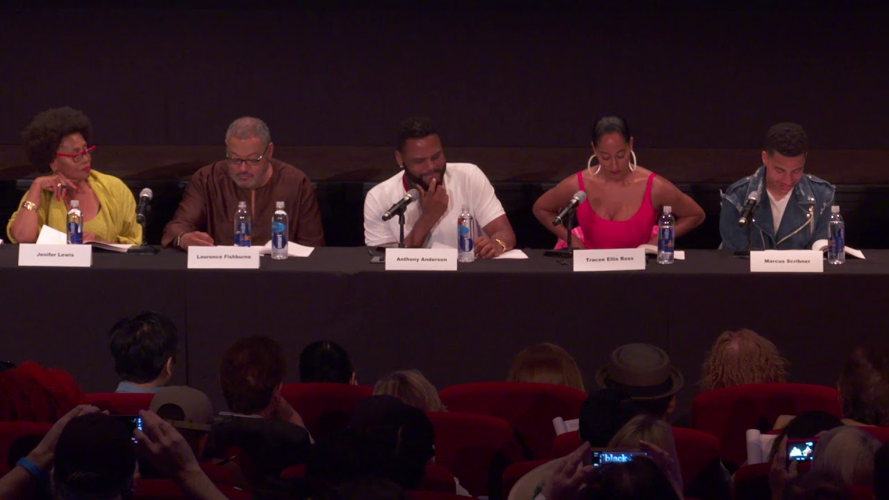 Download black-ish Season 4 FYC Event: Table Read