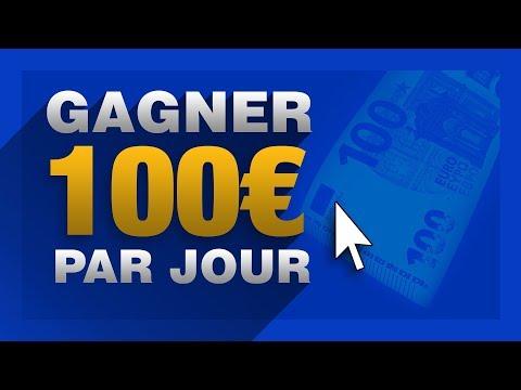 Comment Gagner 100€ Par Jour En Bourse ? (sans Risque)