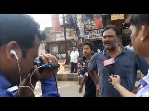 Interview od general person at raahagiri on girls safety