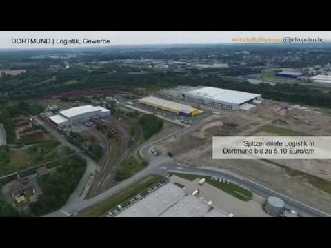 Immobilienmarktbericht Ruhr 2016 - Vitaler Kern Dortmund