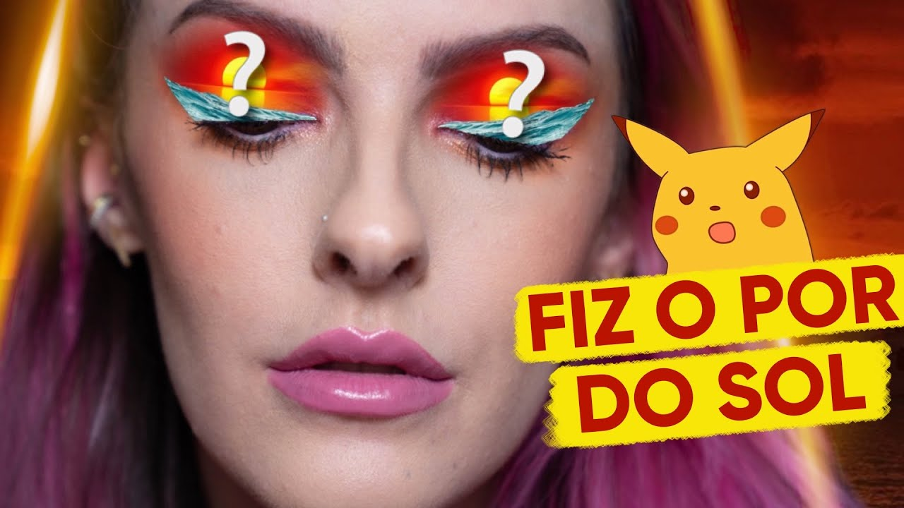 FIZ O PÔR DO SOL DO REI LEÃO SEM QUERER - Karen Bachini