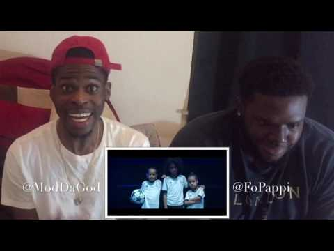 BEST RAPPER IN THE U.K. ? STORMZY [@STORMZY1] - COLD [REACTION]
