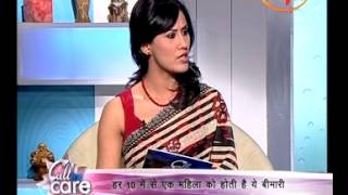 Polycystic Ovary - How to get rid from Polycystic Ovary by Acupressure- Ajay Mishra-PRAGYA TV