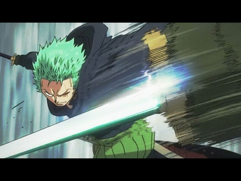 ONE PIECE FILM GOLD - ZORO VS DICE FULL FIGHT [HD]