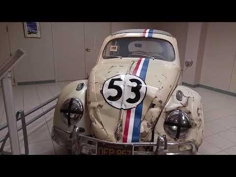 Herbie the Love Bug Volkswagen Beetle