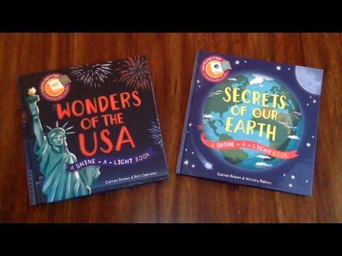 Usborne Shine A Light Books Enchanting Usborne Books More ShineaLight Books Secrets Of Our Earth And