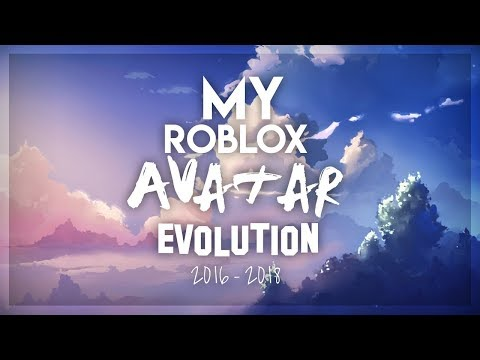My ROBLOX Avatar Evolution | MissBianx