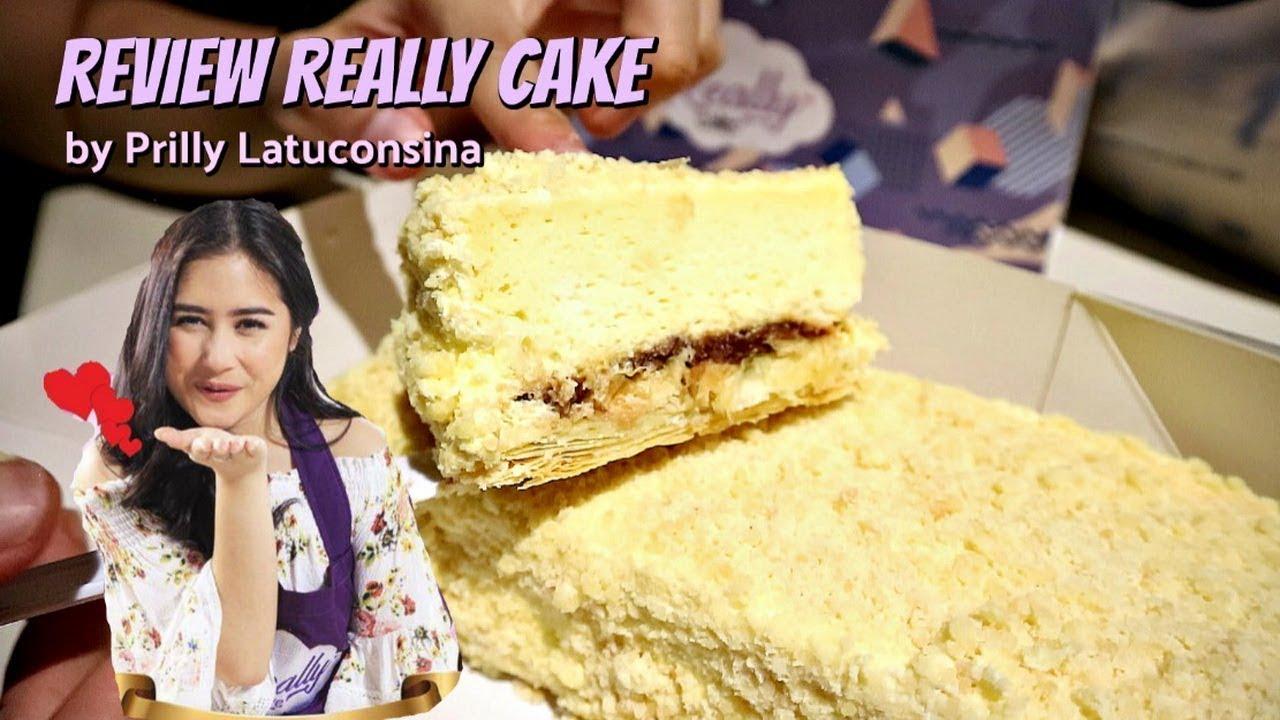 Luna Maya Cake