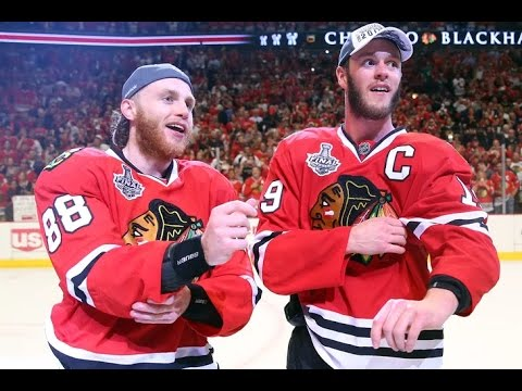 Best of Kane & Toews 2015 NHL Playoffs (HD)