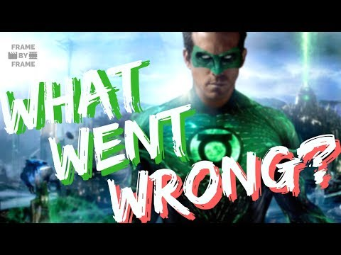 Green Lantern: Why It Didn