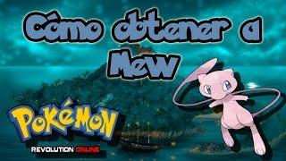 Pokémon Revolution Online: Cómo obtener a Mew