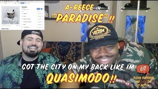 A-Reece - Paradise (Thatfire Reaction)