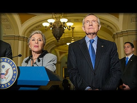 HARRY REID PLOTTING DESTRUCTION OF CONSTITUTION BY ABOLISHING ELECTORAL COLLEGE