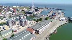 Cuxhaven-Die Schönheit an der Nordsee-P4P Drohne