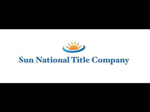 SUN NATIONAL TITLE INSURANCE COMPANY   FORT MYERS FL