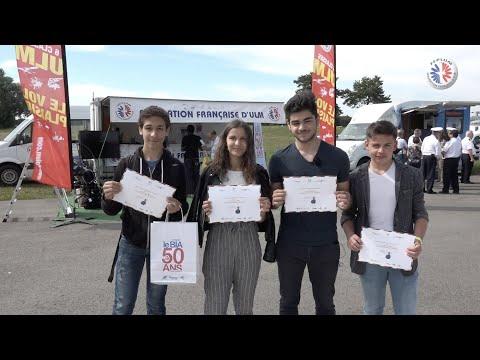 BIA : Pour les jeunes, un premier pas dans l'aéronautique