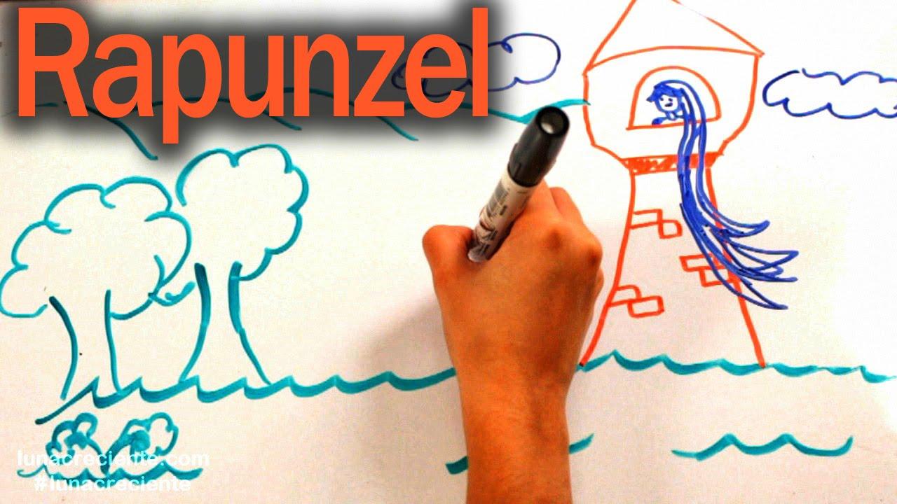 Rapunzel - Cuentos Clásicos Para Niños - Videos Infantiles en español