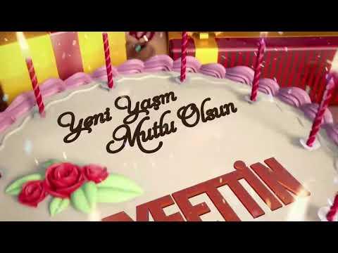 İyi ki doğdun SEYFETTİN - İsme Özel Doğum Günü Şarkısı