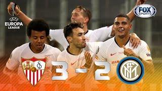 Sevilla - Inter [3-2] | GOLES | Final | UEFA Europa League