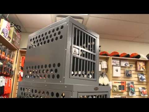 Zinger Aluminium Airline Approved Deluxe Dog Crates