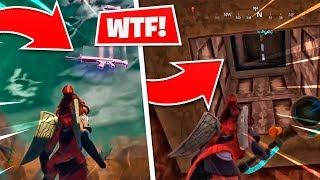 10 BUGS YOU DIDN'T KNOW YOU COULD DO AT FORTNITE