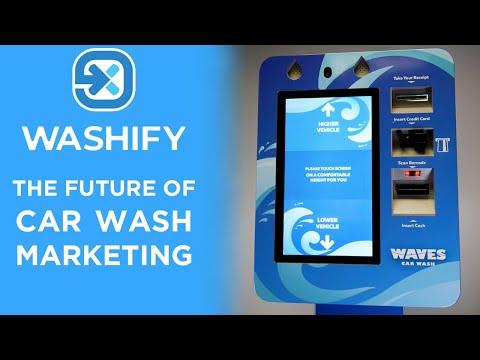 Car Wash POS   Point of Sale System   Washify