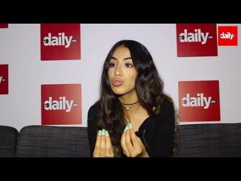 Accusée de terrorisme, la chanteuse Maria Nadim témoigne.