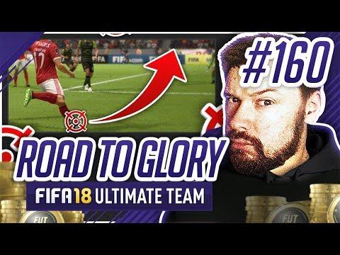 THE OP CROSSING METHOD!! - #FIFA18 Road to Glory! #160 Ultimate Team