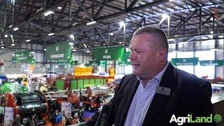 Agriland在FTMTA农场机械展(2019年)上赶上Gary Ryan。