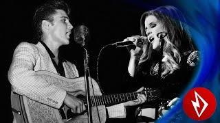 Elvis & Lisa - In the Ghetto (legendado)