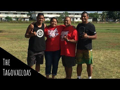 Sideline Hawaii Spotlight - Tua Tagovailoa