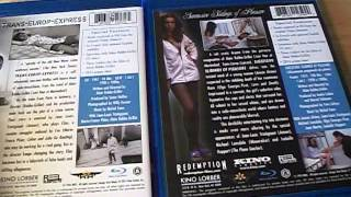 Alain Robbe-Grillet Blu-ray Reviews from Kino Redemption